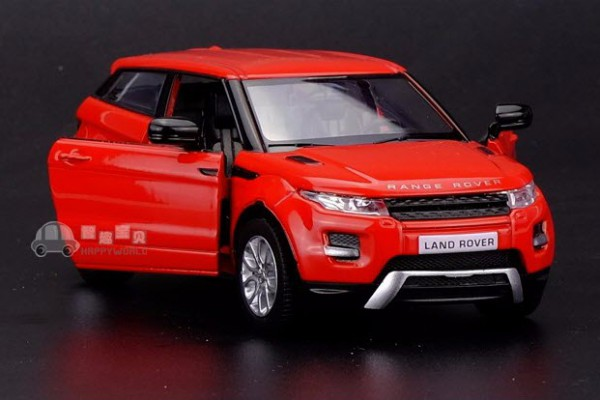 Land Rover Range Rover Evoque 1:36 RMZ City