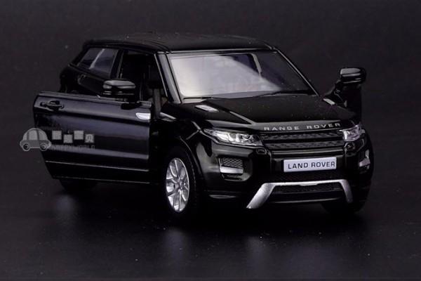Land Rover Range Rover Evoque 1:36 RMZ City