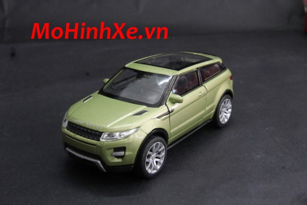 Land Rover Range Rover Evoque 1:36 Welly