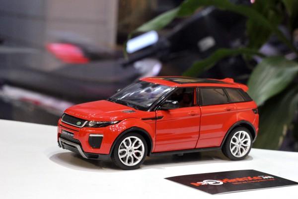 Land Rover Range Rover Evoque 2017 1:24 MSZ