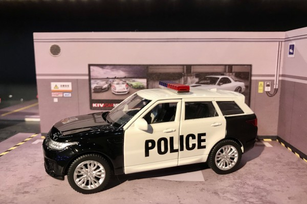 Land Rover Range Rover Sport Police 1:36 Jackiekim