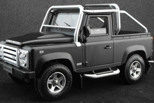 Land Rover SVX 1:18 Dealer