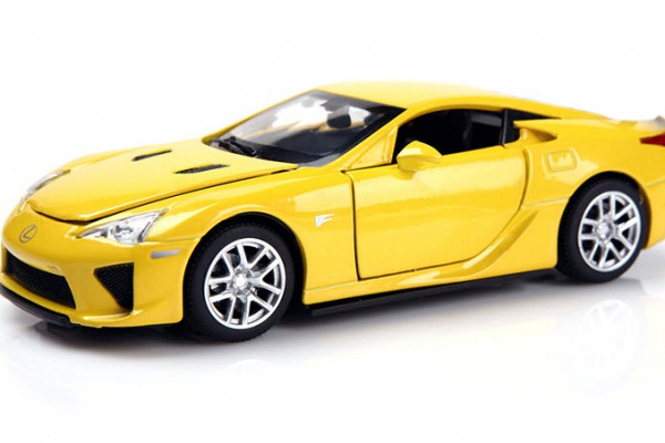 Lexus LFA 1:32 Double Horses