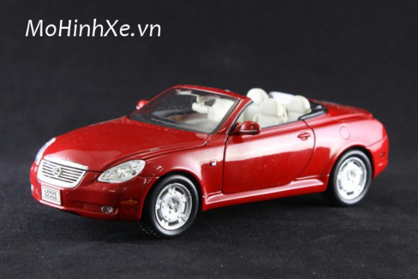 Lexus SC430 1:24 Welly