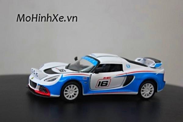 Lotus Exige R-GT 1:36 Kinsmart