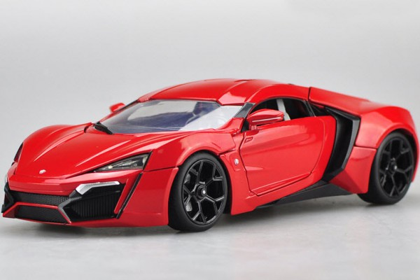 Lykan Hypersport 1:18 Jada