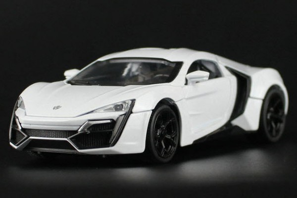 Lykan Hypersport 1:32 Mini Auto