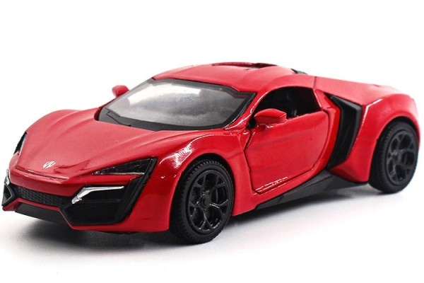 Lykan Hypersport 1:36 Classic Car