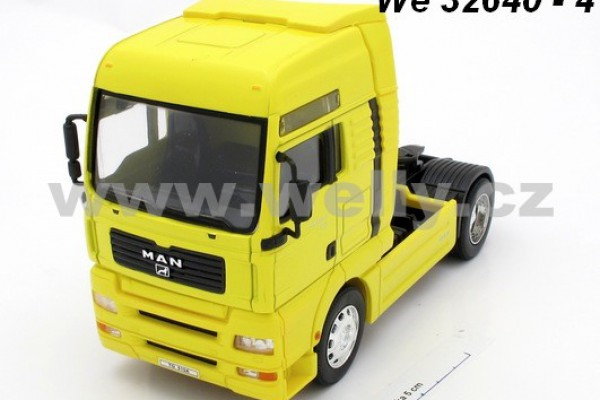 Man TG510A 1:32 Welly