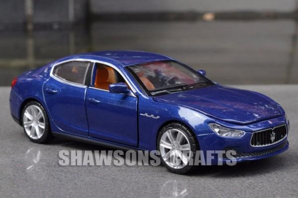 Maserati Ghibli S Q4 1:32 MSZ