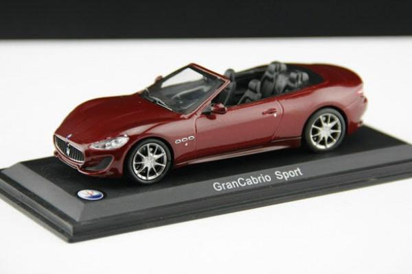 Maserati GranCabrio Sport 1:43 LEO