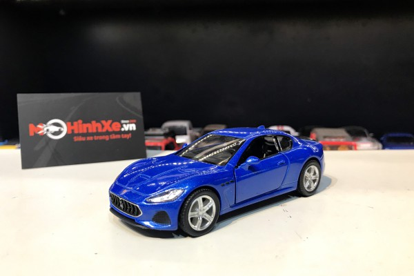 Maserati GranTurismo MC 2018 1:36 RMZ City