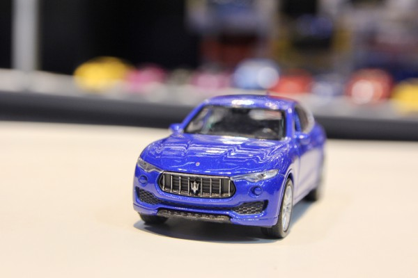 Maserati Levante 1:36 Welly