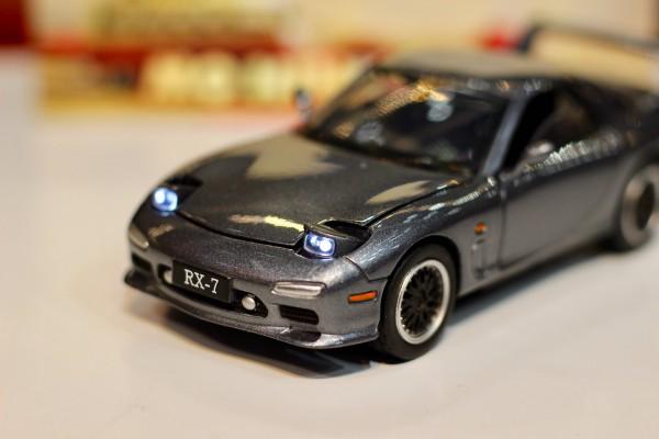 Mazda RX-7 1:32 Jackiekim