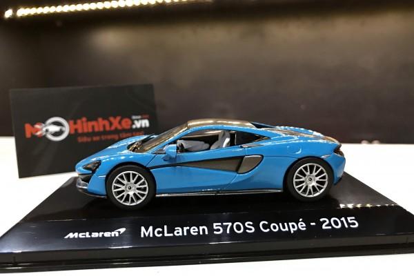 McLaren 570S Coupe 2015 1:43 Dealer