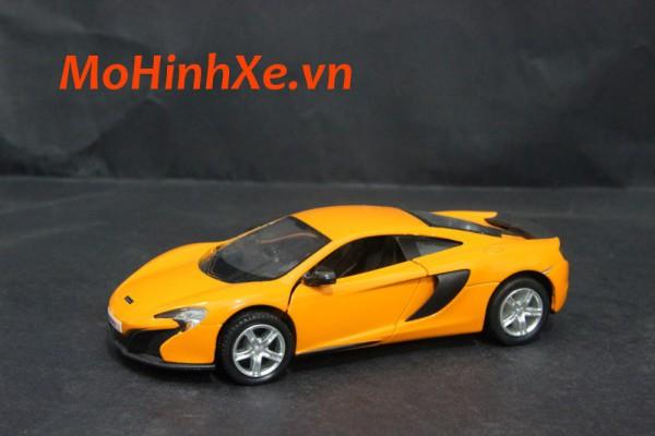 McLaren 650S 1:36 RMZ City