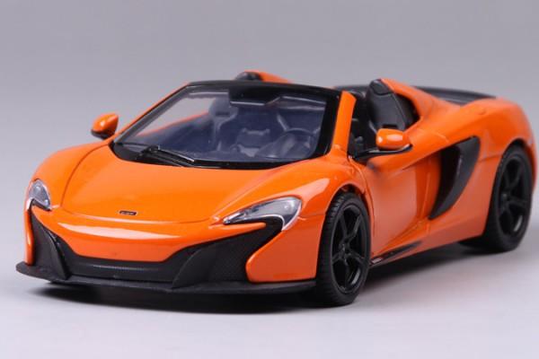 McLaren 650S Spider 1:24 MotorMax