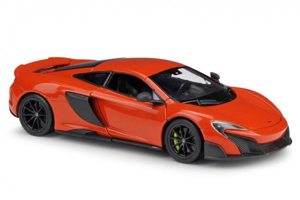 McLaren 675LT 1:24 Welly-FX