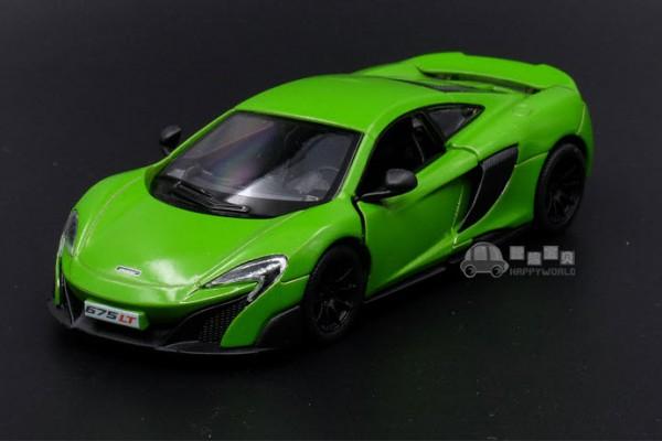 McLaren 675LT 1:36 Kinsmart