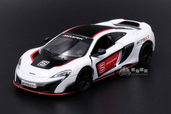 McLaren 675LT Exclusive Edition 1:36 Kinsmart