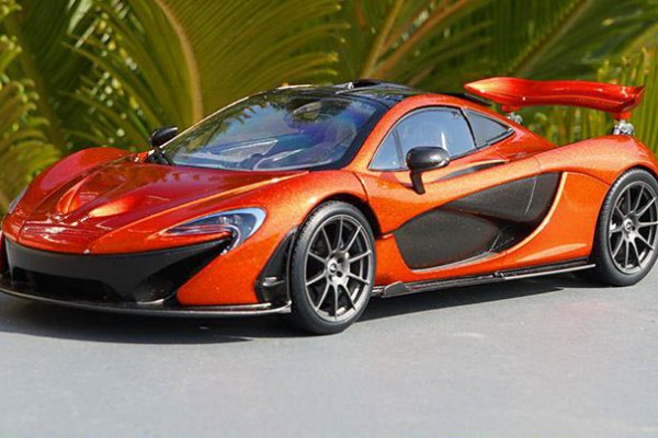 McLaren P1 1:18 Dealer