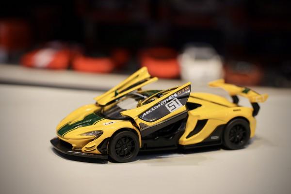 McLaren P1 GTR 1:32 MSZ