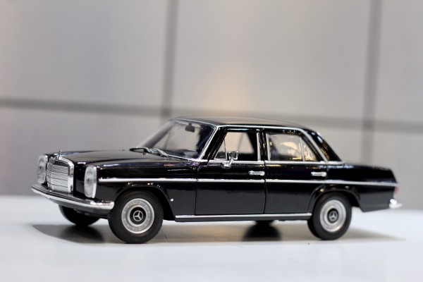 Mercedes-Benz 220 1:24 Welly