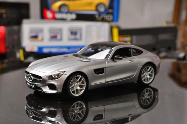 Mercedes-Benz AMG GT 1:18 Maisto