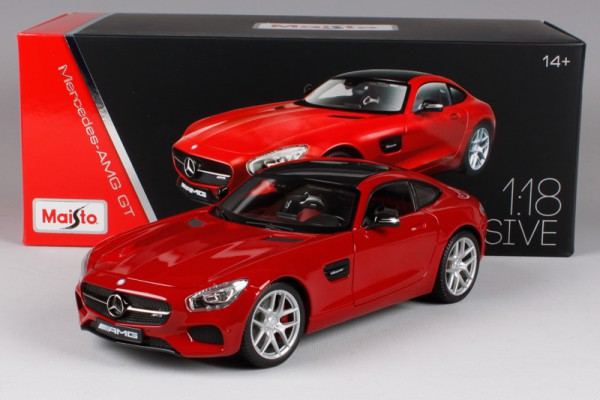 Mercedes-Benz AMG GT 1:18 Maisto Exclusive