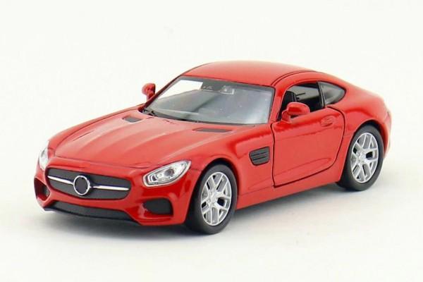 Mercedes-Benz AMG GT 1:36 Welly