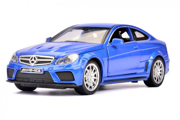 Mercedes-Benz C63 AMG 1:32 Double Horses