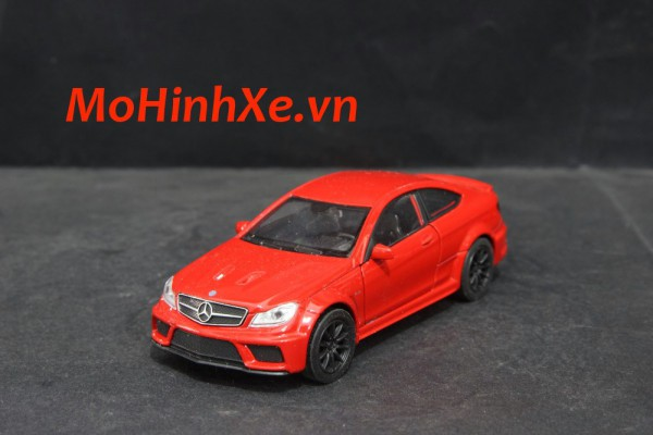 Mercedes-Benz C63 AMG Coupe 1:36 Welly