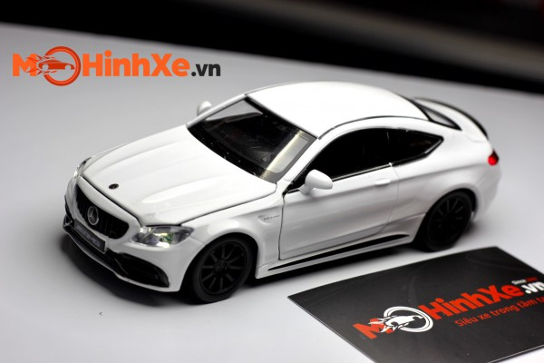 Mercedes-Benz C63 S AMG Coupe 1:32 Uni-Fortune
