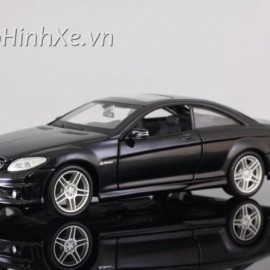 Mercedes-Benz CL63 AMG 1:24 Maisto