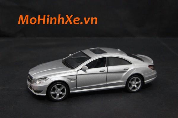 Mercedes-Benz CLS63 AMG 1:36 RMZ City