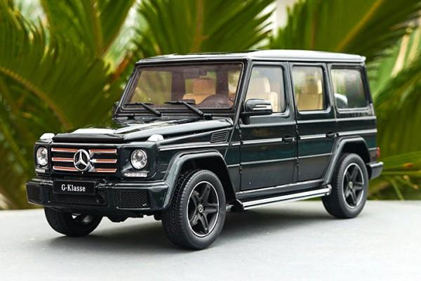 Mercedes-Benz G-Class 1:18 iScale
