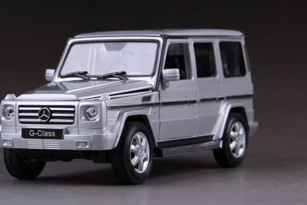 Mercedes-Benz G-Class 1:24 Welly-FX