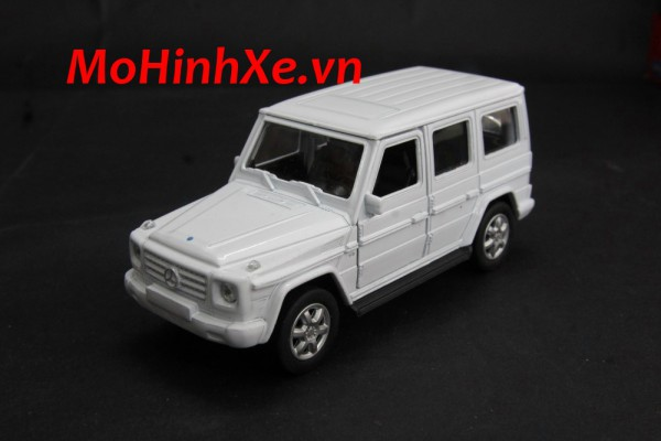 Mercedes-Benz G-Class 1:36 Welly