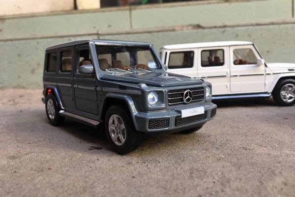 Mercedes-Benz G350D AMG 1:32 MSZ