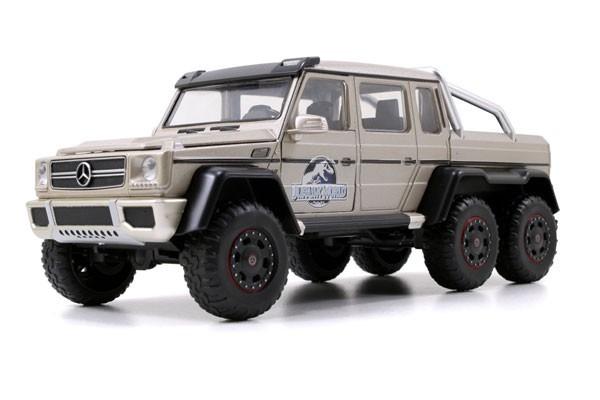 Mercedes-Benz G63 AMG 6x6 1:24 Jada