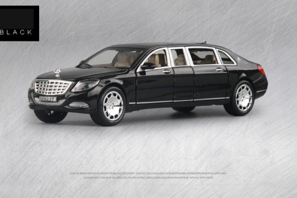 Mercedes-Benz Maybach S600 1:24 XLG