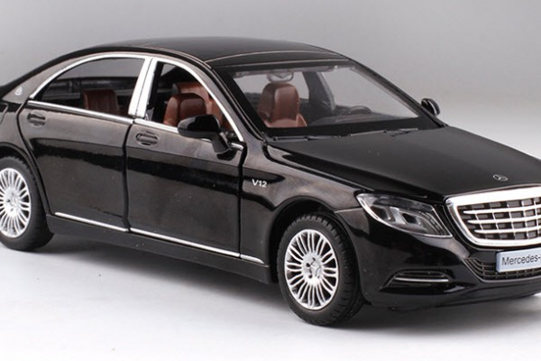 Mercedes-Benz Maybach S600 1:32 MSZ
