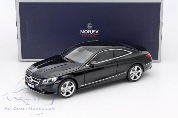 Mercedes-Benz S-Class Coupé 2014 1:18 NOREV