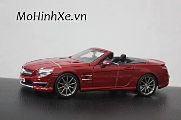 Mercedes-Benz SL63 AMG 1:24 Maisto