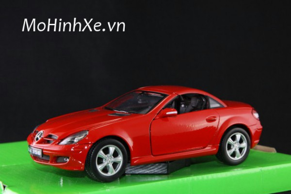 Mercedes-Benz SLK350 mui kín 1:24 Welly