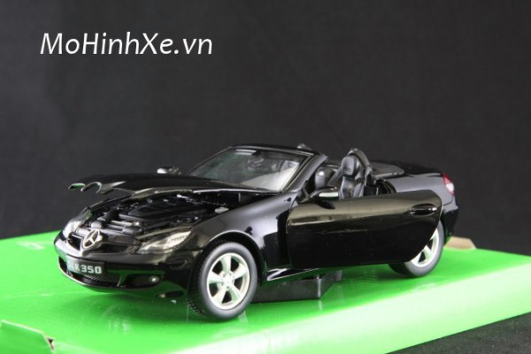 Mercedes-Benz SLK350 mui trần 1:24 Welly