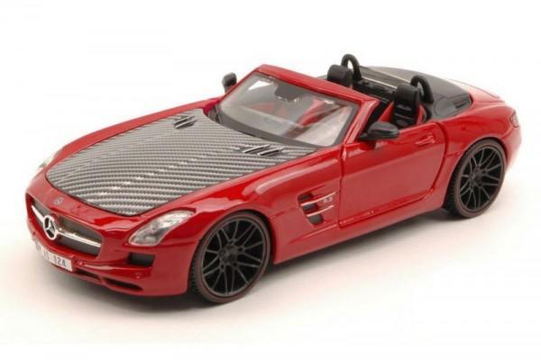 Mercedes-Benz SLS AMG Roadster 1:24 Maisto