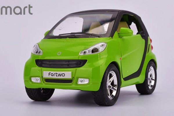 Mercedes-Benz Smart Fortwo 1:32 Hãng khác