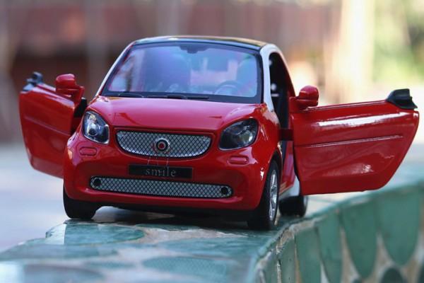 Mercedes-Benz Smart Fortwo 1:36 Hãng khác