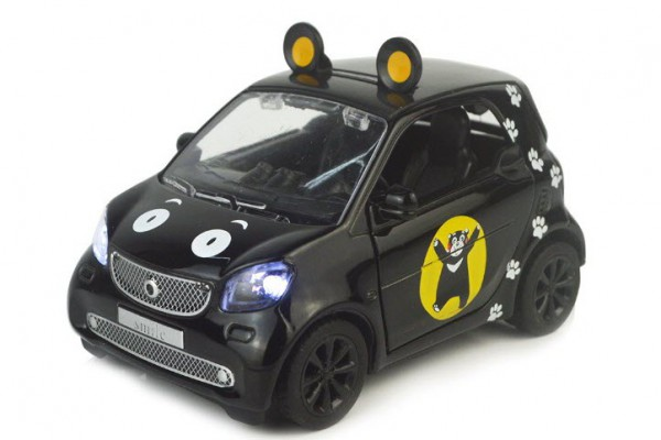 Mercedes-Benz Smart Fortwo Smile Bear 1:36 Hãng khác